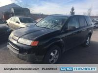 Saturn VUE  CARFAX One-Owner.  **Fresh Trade**, **Local