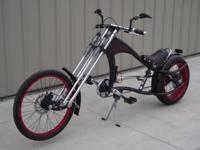 I have a 2005 Schwinn Stingray Looter that has actually
