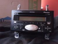 AM/FM/6-Disc CD Changer by Pioneer # 86120-0W110.