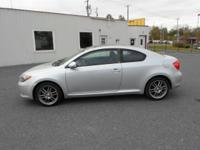 Scion TC for sale, 4cyl, automatic, sunroof, 30mpg,