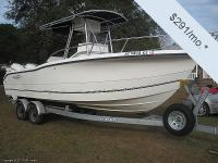 You can possess this vessel for just $291 per month.
