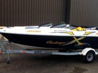 New to Market - 2005 Sea Doo Opposition X - is 20' of