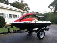 I have a nice sea doo 3d for sale or trade. If you