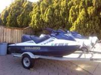 Description Financing Available! 2 SeaDoos for sale