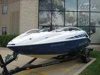 for sale is a used 2005 Sea-Doo Speedster 200 (370HP)