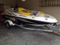 2005 Sea-Doo Sportster Please call boat owner Chris at