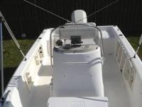 This boat is in excellent condition and runs great!