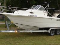 150HP Mercury Optimax saltwater series, full service