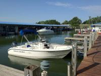 This beautiful 2005 Sea Hunt Triton 186 Center Console