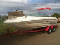 2005 Sea Ray 200 SELECT  / JD3    Mileage: 0  Exterior