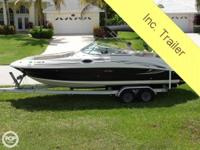 2005 Sea Ray 23 - Stock #083077 -