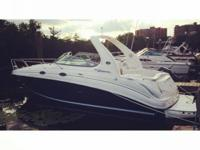 2005 Sea Ray 280 Sundancer Clean, well maintained 280