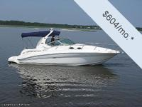 You can have this vessel for just $604 per month. Fill