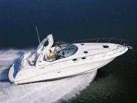 This 2005 Sea Ray 340 Sundancer Is In Perfect Condition