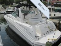 This 340 Sundancer has all available options and has