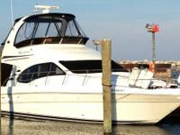 """Trip"" is a FINE example of a 2005 SEA RAY 420 SEDAN"