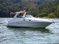 2005 280 Sea Ray Sundancer - Fresh Water Only!! Year: