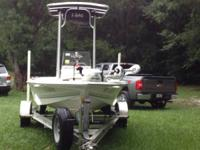 2005 SeaPro SV1700SV:. Boat is powered by a 2005 Yamaha