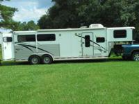 2005 Silver Star 3 horse Trailer with Full Living