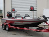 BASS BOAT. This boat will guarantee a few double takes