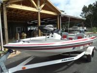 This timeless Skeeter SX 180 is powered by a 90hp
