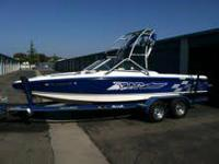 Super clean Ski Centurion T5. Great for wakeboarding,