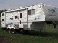 2005 Skyline Nomad 2505 5th Wheel 2005 Skyline 2505 5th