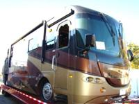 2005 SPORTSCOACH ENCORE MOTORHOME BY COACHMEN. RV