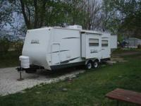We want to sell the camper for what we owe. Our loan is