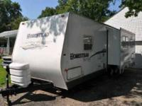 2005 Starcraft Homestead Settler Travel Trailer 2005