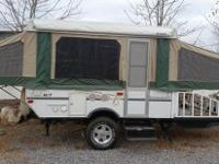 2005 Starcraft RV Toy hauler M-11RT. The 2005 Starcraft