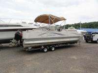 Features Include ~ Bimini Top in Good Condition, Nice