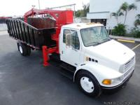 Stock #59834 **Ex-Municipal Truck** **Telescopic Boom**