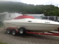 2005 Stingray 200CS 20ft boat w/Cuddy,Potty,sink 4.3