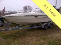 2005 Stingray 220 CS, Loaded, original owner - Fast and
