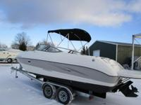 POWERED WITH 5.0 MPI WITH 65 HOURS, 2014 VENTURE