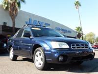 Options:  2005 Subaru Baja (Natl) 4Dr Sport
