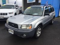 Check out this gently-used 2005 Subaru Forester (Natl)