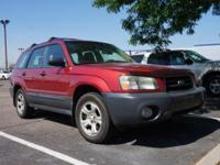 Subaru of Pueblo is offering this 2005 Subaru Forester