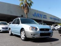 Options:  2005 Subaru Impreza Wagon (Natl) 2.5 Outback