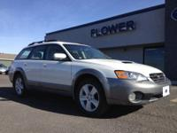 2005 Subaru Legacy Wagon (Natl) Station Wagon Outback
