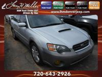 Contact us for additional savings!This 2005 Subaru