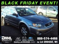Recent Arrival! 2005 Subaru Outback 2.5i Clean CARFAX.