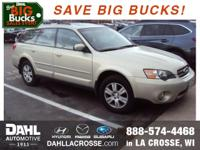 Recent Arrival! 2005 Subaru Outback 2.5i Limited CARFAX