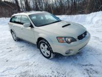 2005 Subaru Outback Limited XT wagon - 2.5 with turbo,