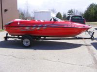 2005 Sugar Sand Super Sport. Engine is 175hp V6. Comes