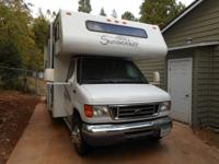 Fully Self contained, all new 6 tires, new AC, new TV &