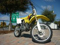 2005 SUZUKI RM125, Visit our website