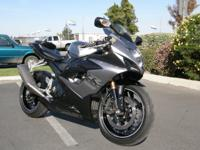 This is one of the most sought after street bikes with