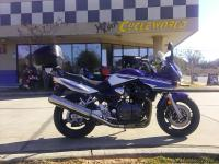 I currently have a 2005 Suzuki Bandit 1200 S for sale.